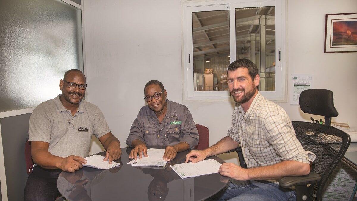 Les engagements éco-responsables de SAMIR Industrie