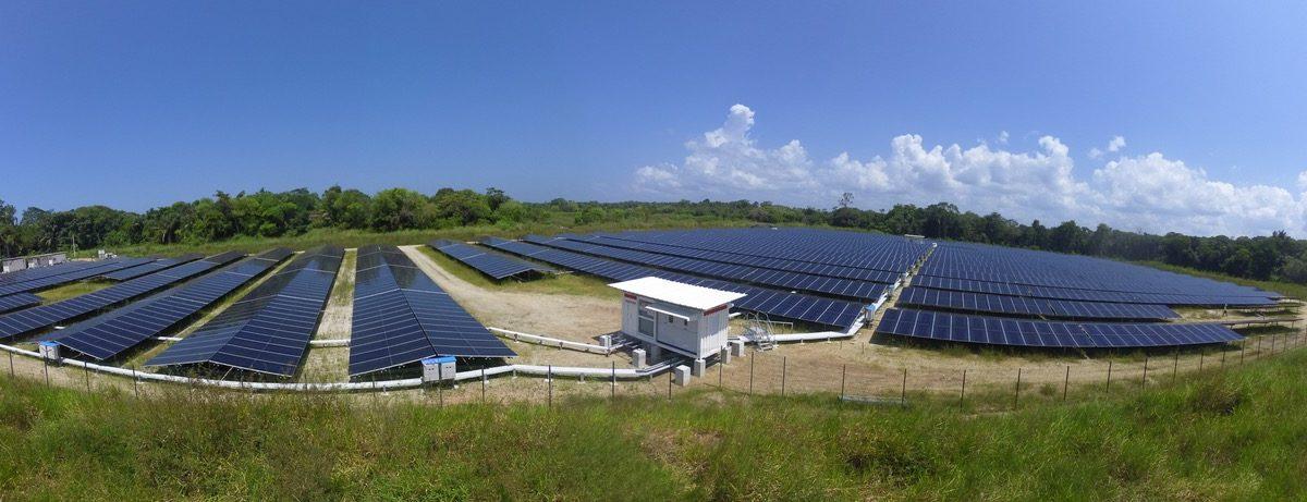 Cap sur les énergies décarbonées avec Voltalia Guyane