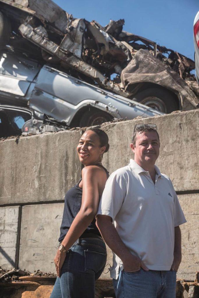 TDA - Traitement des déchets automobiles - Martinique