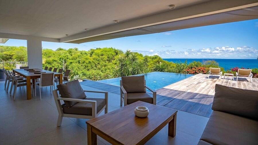 Villa de location - Villa Prestige Guadeloupe