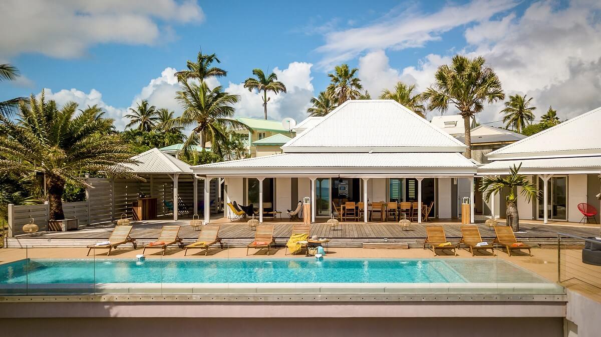 Villa Prestige Antilles, investissement et location d'immobilier de standing
