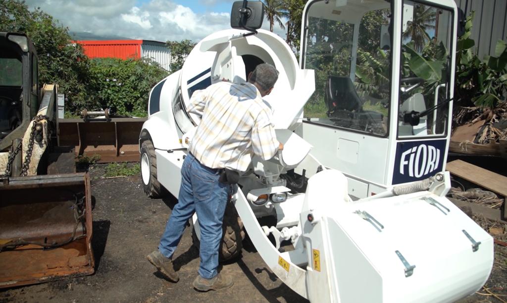 Matériel financé en défiscalisation par Ecofip Réunion