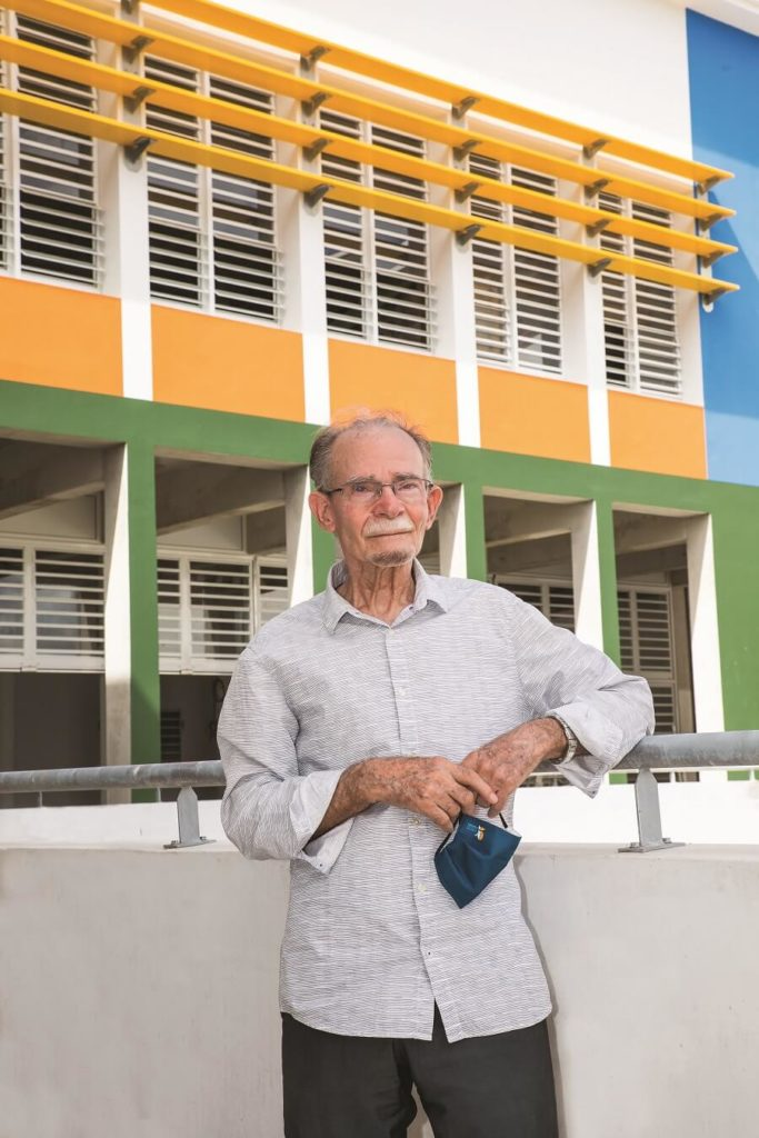 Alfred Marie-Jeanne - Lycee Schoelcher - Martinique