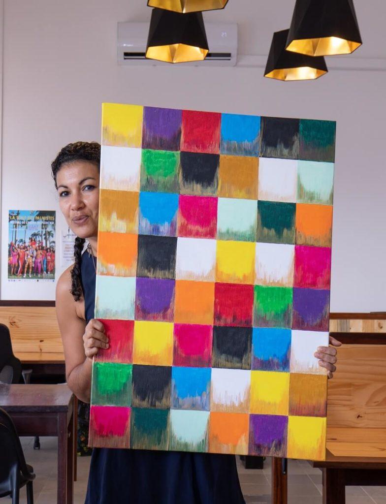 Rachelle Baissi - créatrice BeesWork - Cayenne