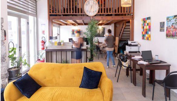 Café - espace de coworking BeesWork - Cayenne
