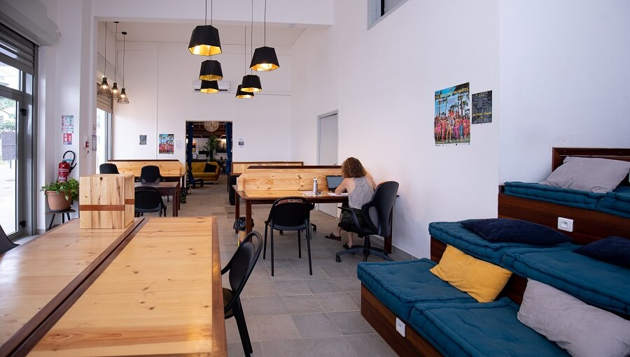 Espace de coworking - BeesWork - Cayenne