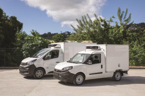 Camions réfrigérés assemblés par Caraibes Froid Industrie
