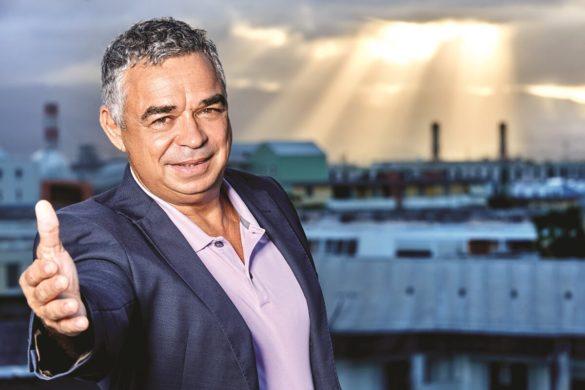 Patrick Vial-Collet - CCI îles e Guadeloupe