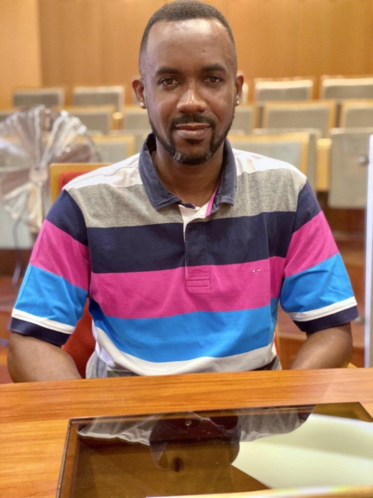Davy Rimane - CESECE Guyane