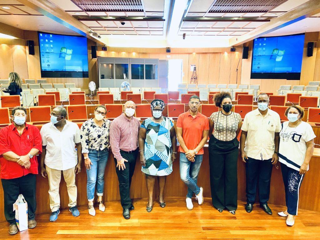 Groupe de travail sur le tourisme - CESECE Guyane