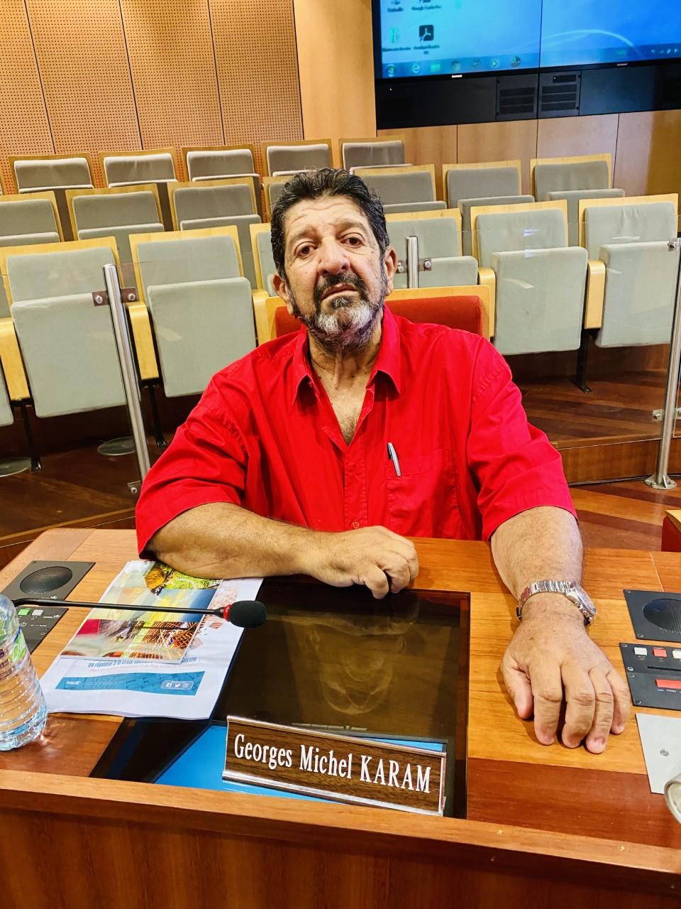 Georges Michel Karam - CESECE Guyane