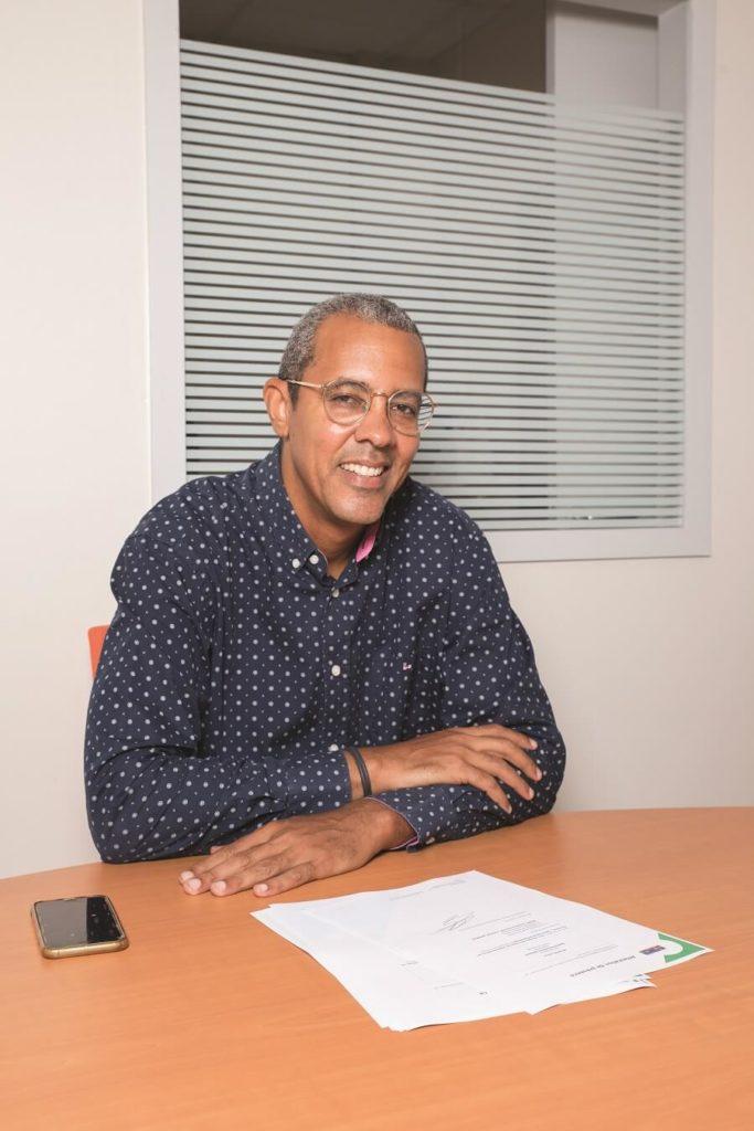 Julien Jacques - responsable Département des Risques Professionnels - CGSS Martinique