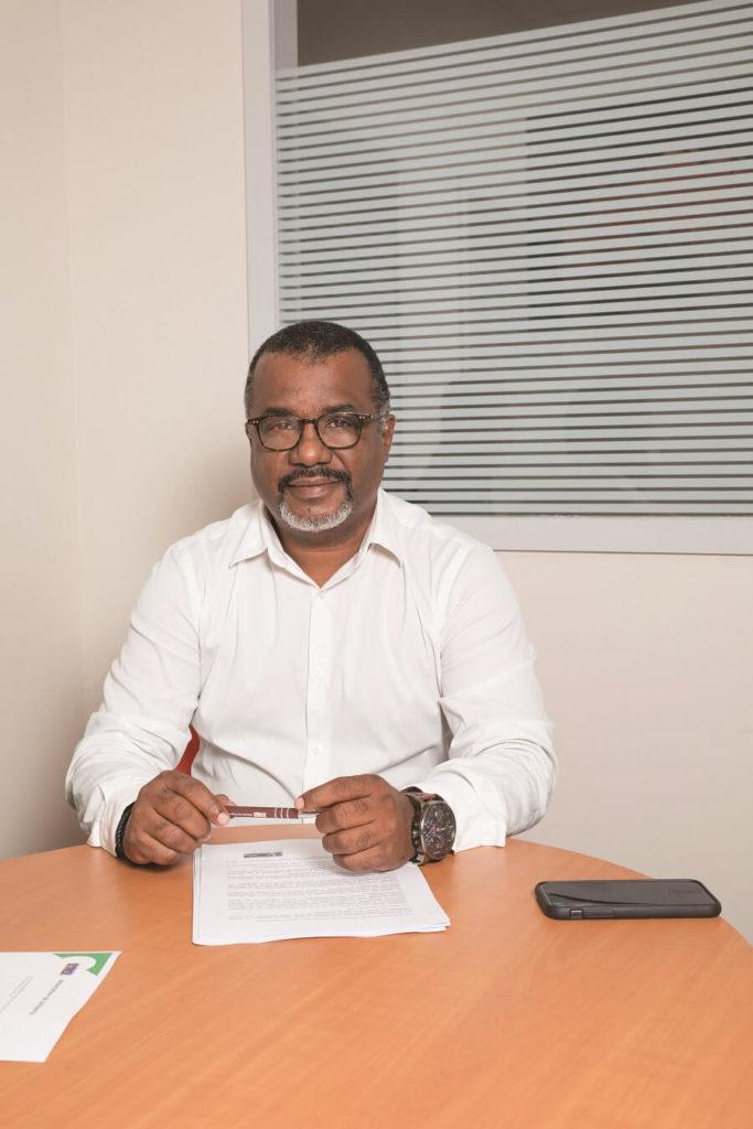 Miguel Marimoutou - Département des Risques Professionnels - CGSS Martinique