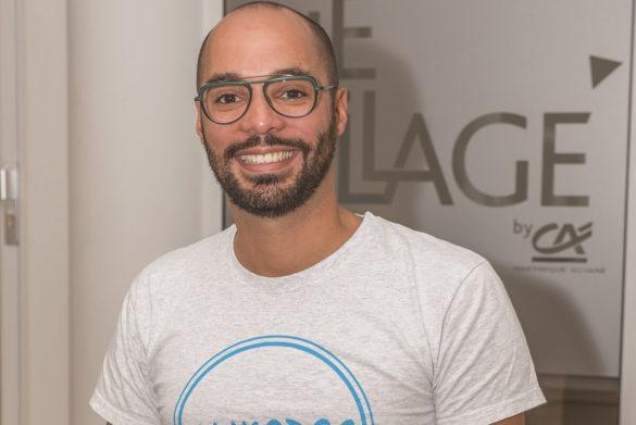 Rodolphe Hospice - créateur de Clikodoc - Martinique