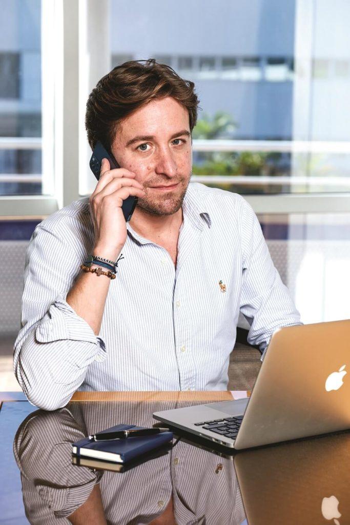 Sebastien Vassort - co-fondateur Fide Club