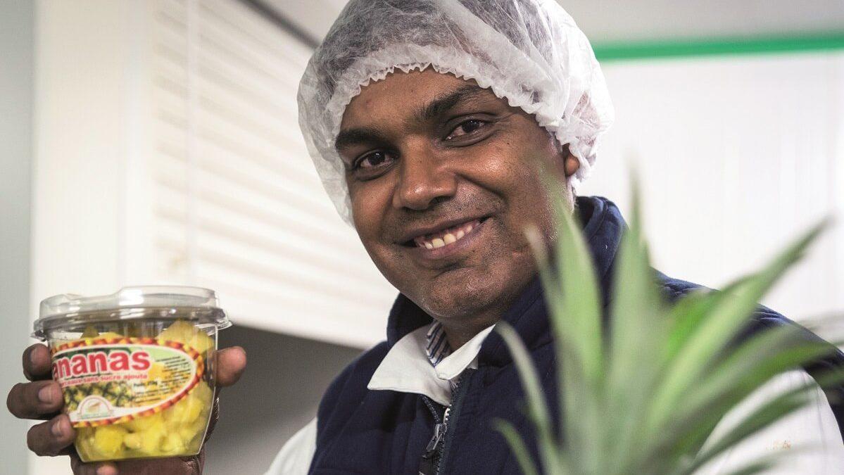 Iguaflhor, acteur de l'agro-transformation en Guadeloupe