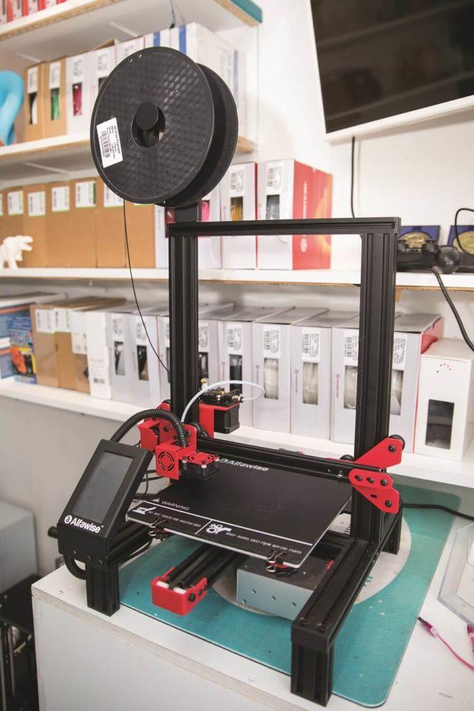 Imprimante 3D - Karaib 3D - Martinique