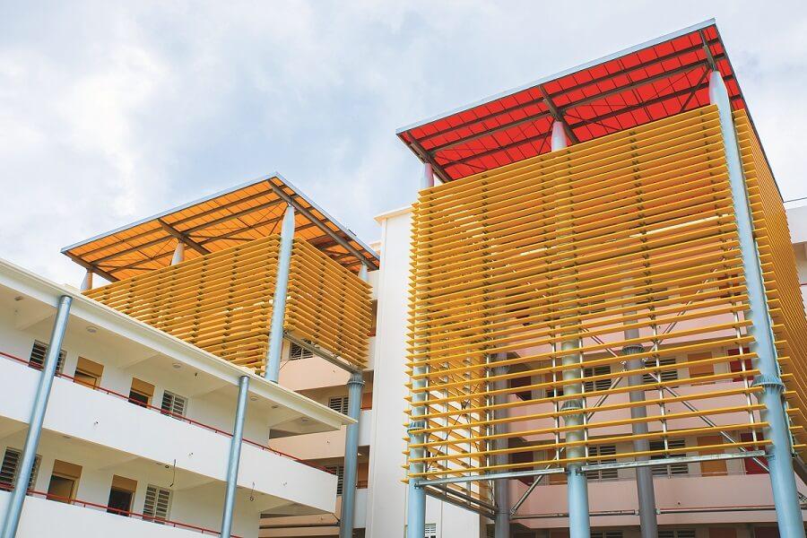 Nouveau Lycée Schoelcher - Martinique