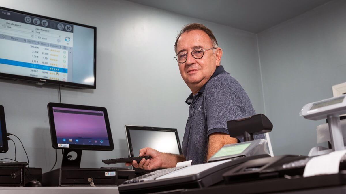 MS COMPANY, solutions de gestion digitalisée pour TPE