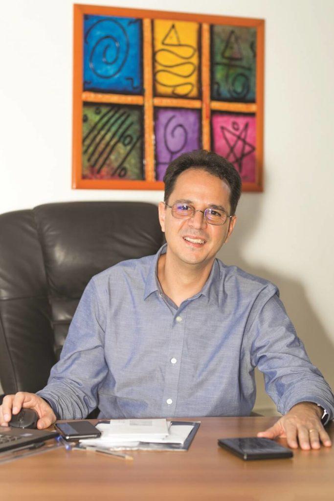 Franck Krivsky - directeur commercial PROFINA