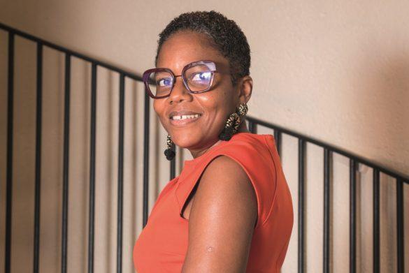 Line Charles-Hélène - Directrice Réseau Entreprendre Guadeloupe