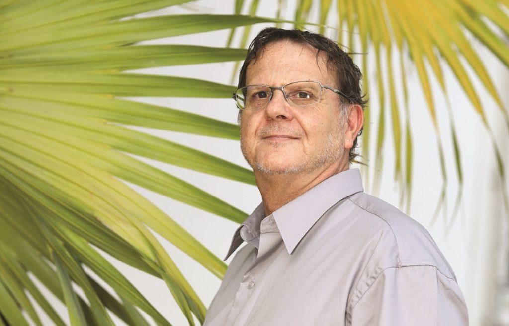 Jacques Julien - créateur du bureau d'étude Saga'CITés - Guyane