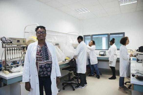 Sarra Gaspard, chercheuse pour la dépollution du chlordécone