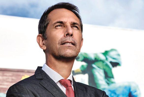 Laurent Boussin - directeur général - SEMAG