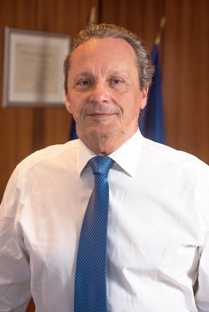 Bruno Blandin, président UDE-MEDEF