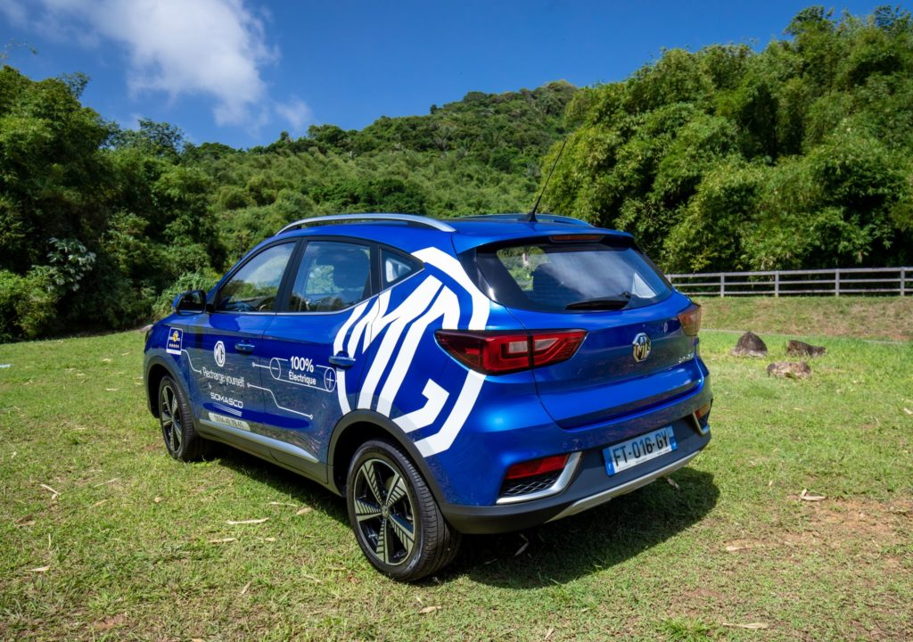 SUV 100% électrique - MG Motors