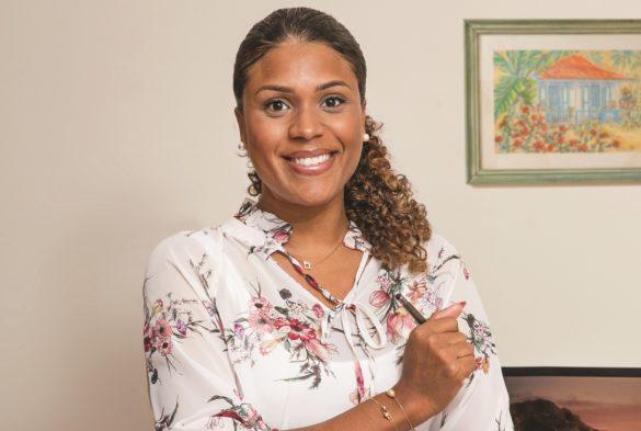 Audrey Baringthon - directrice Access Crédits Pro - Martinique et Guyane