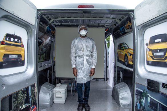 Biologiste du Covid Truck - ARS Guyane