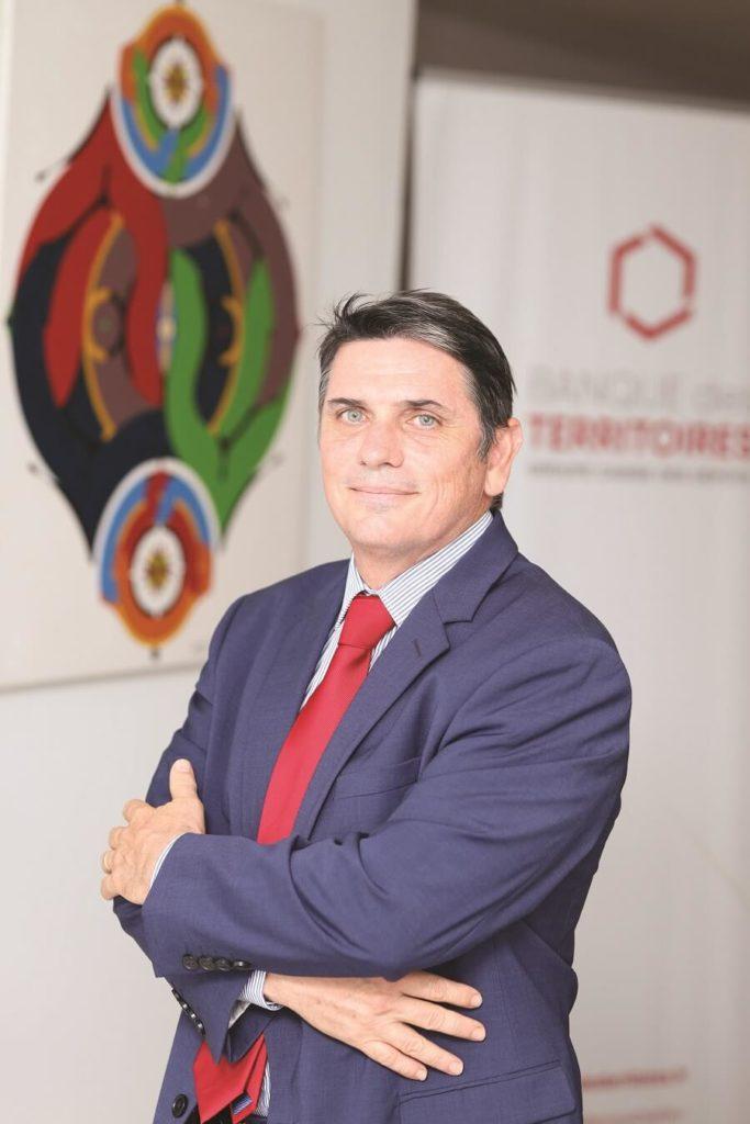 Christian Moutton - directeur régional Banque des Territoires - Guyane
