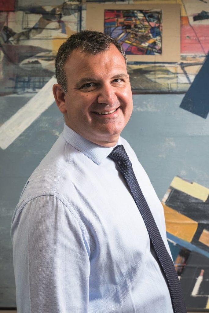 Christophe Laurent - directeur régional Banque des Territoires