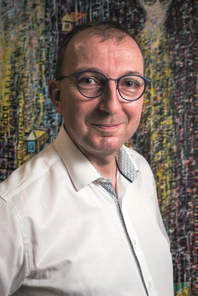 Edouard Bonnin - directeur territorial Banque des Territoires Guadeloupe
