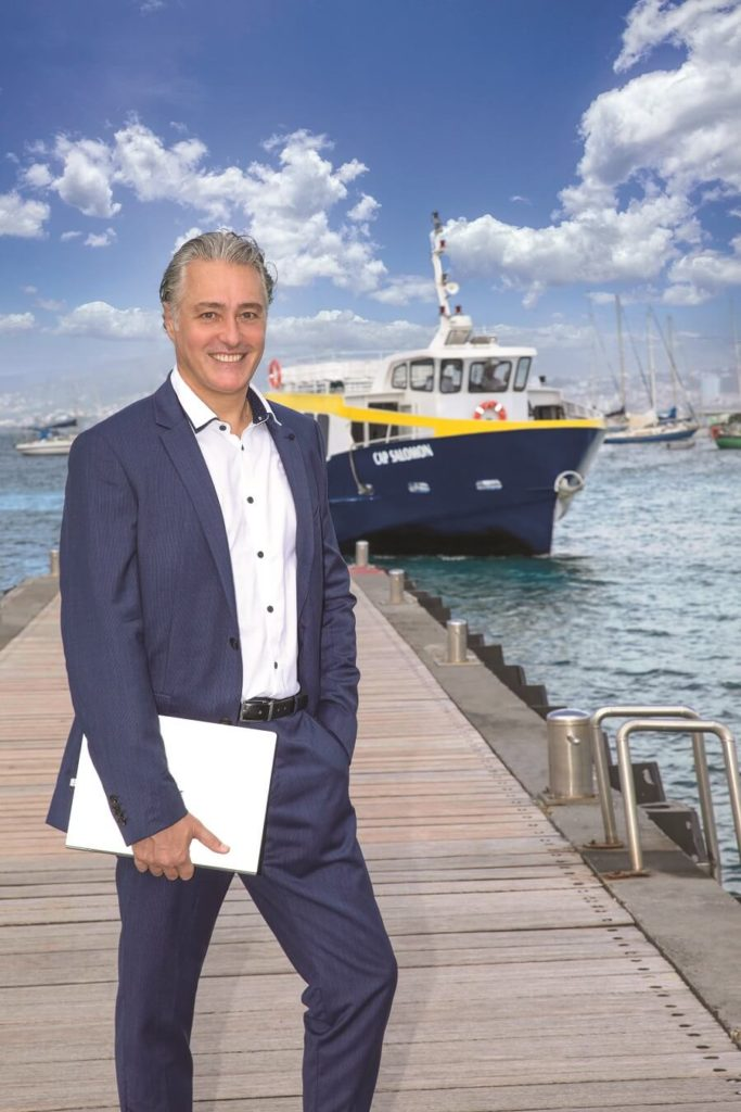 Roland Picot - directeur territorial Banque des Territoires Martinique