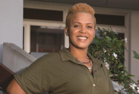 Claire Vigée - responsable cellule Prévention Désinsertion Professionnelle pour le retour à l'emploi - CGSS Martinique