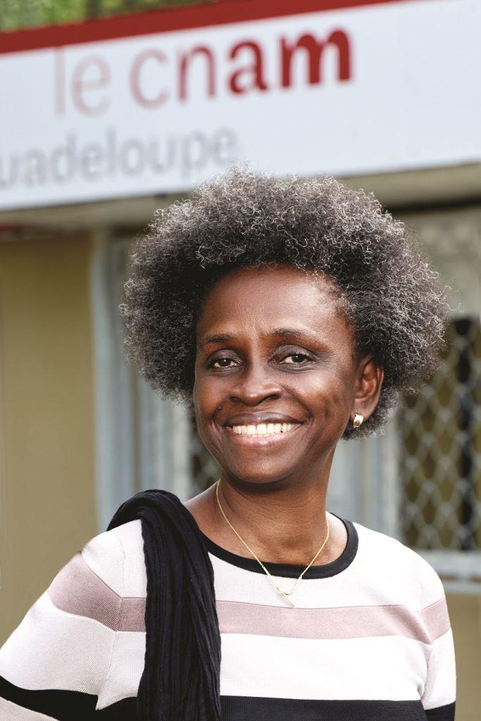 Marylène Troupé - directrice CNAM Guadeloupe
