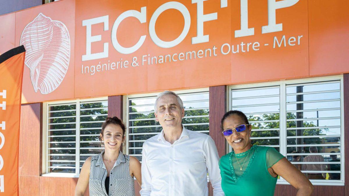 L'investissement accessible avec ECOFIP Guyane