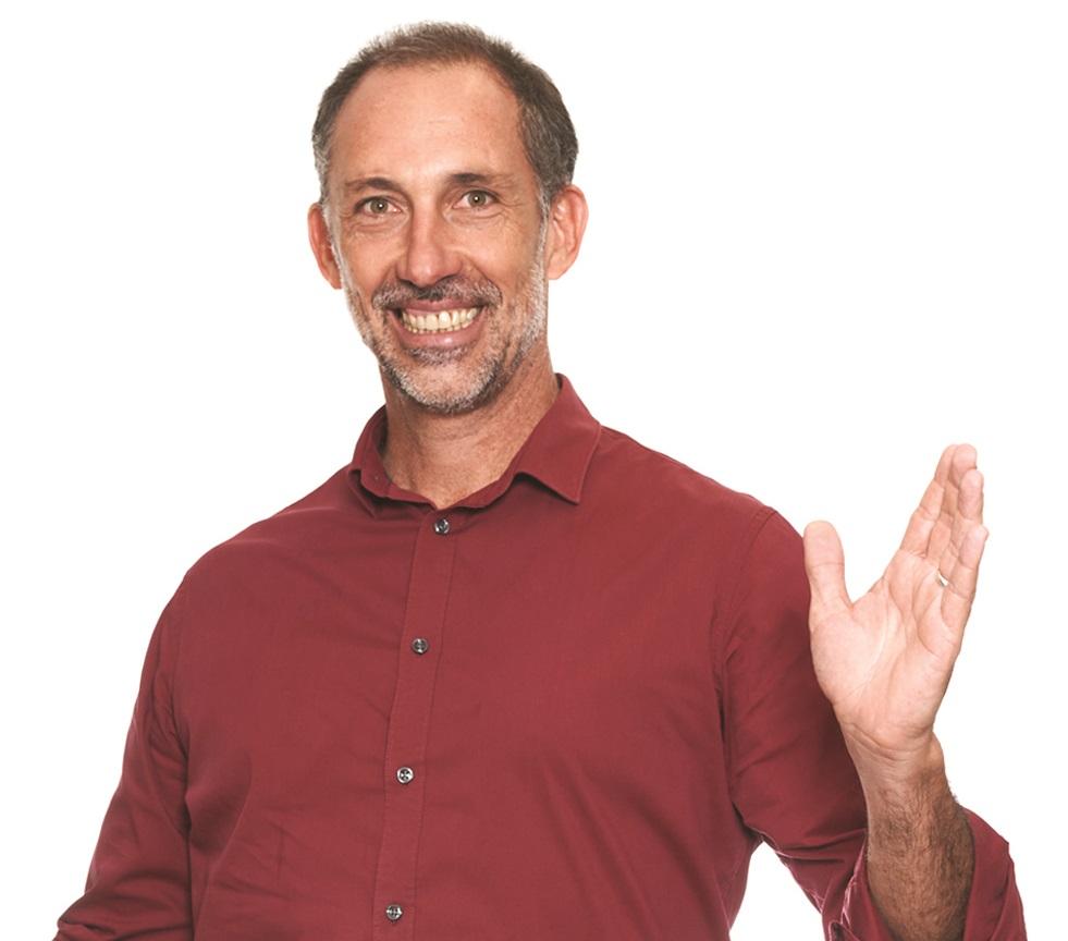 Eric Tessane - vice-président Guadeloupe Tech et co-président French Tech Guadeloupe