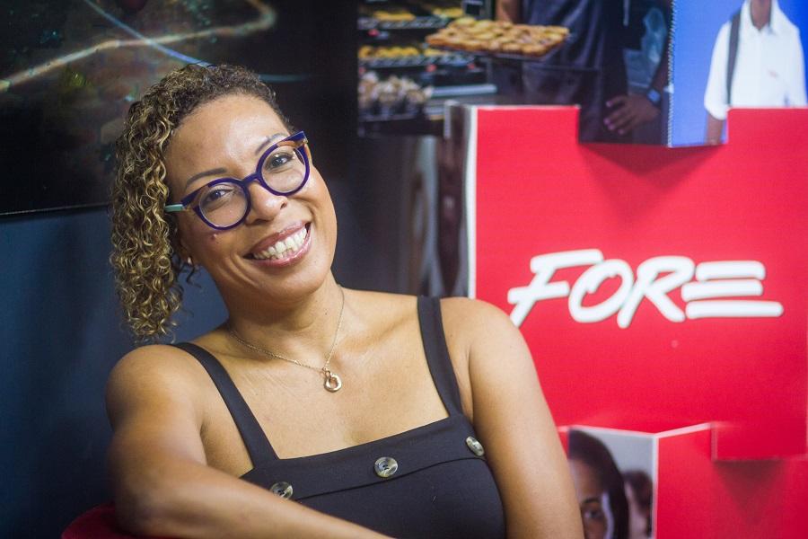 Nadine François - directrice déléguée - FORE Entreprise
