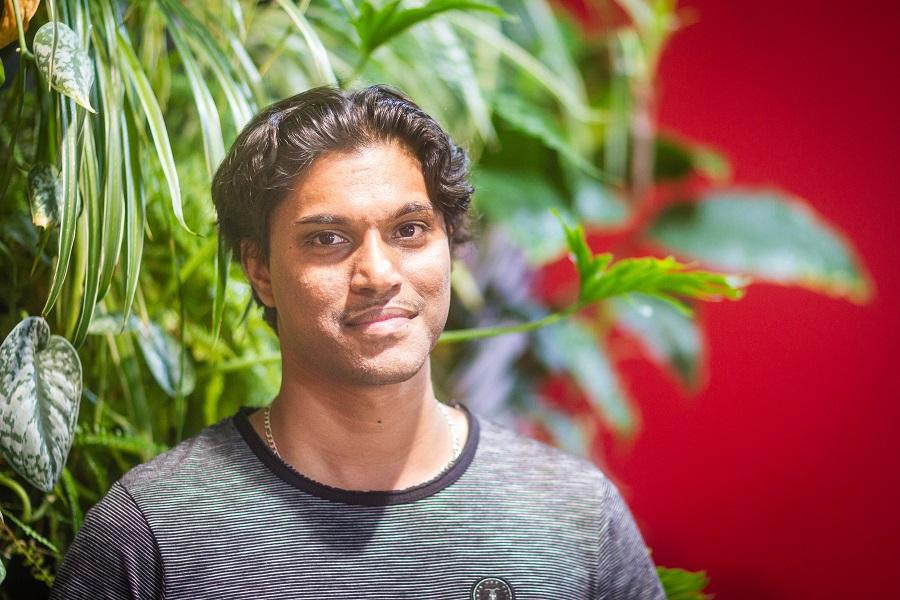Rajesh Kellaou - apprenti - FORE Guadeloupe
