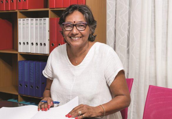 M-Patricia Saint-Olympe - présidente FORMA SUP Martinique