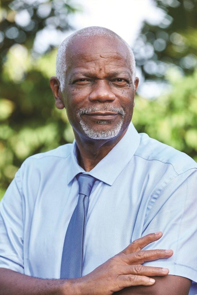 Claude Jotham - président - GRETA Guadeloupe
