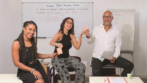Formateurs - Icom Inser - Martinique