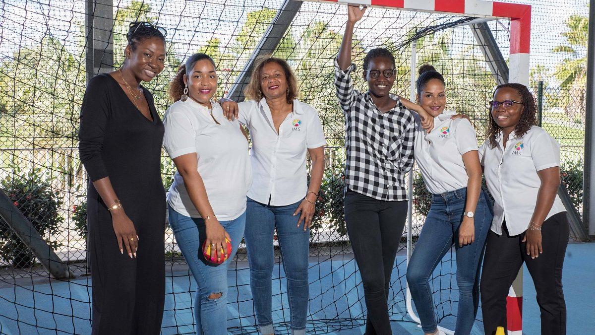 Faire du sport son métier, c'est possible avec l'Institut Martiniquais du Sport