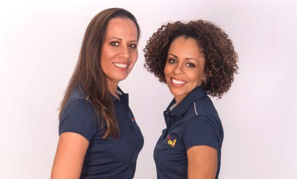 Bernadette Romian et Regina Pamphile - Job Intérim - Guadeloupe et Guyane