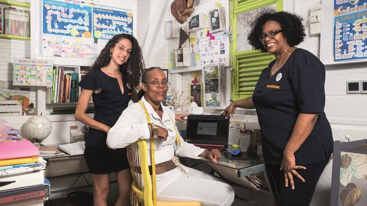 La Martinique entre dans l'ère des entreprises sociales avec Kaleidoscope