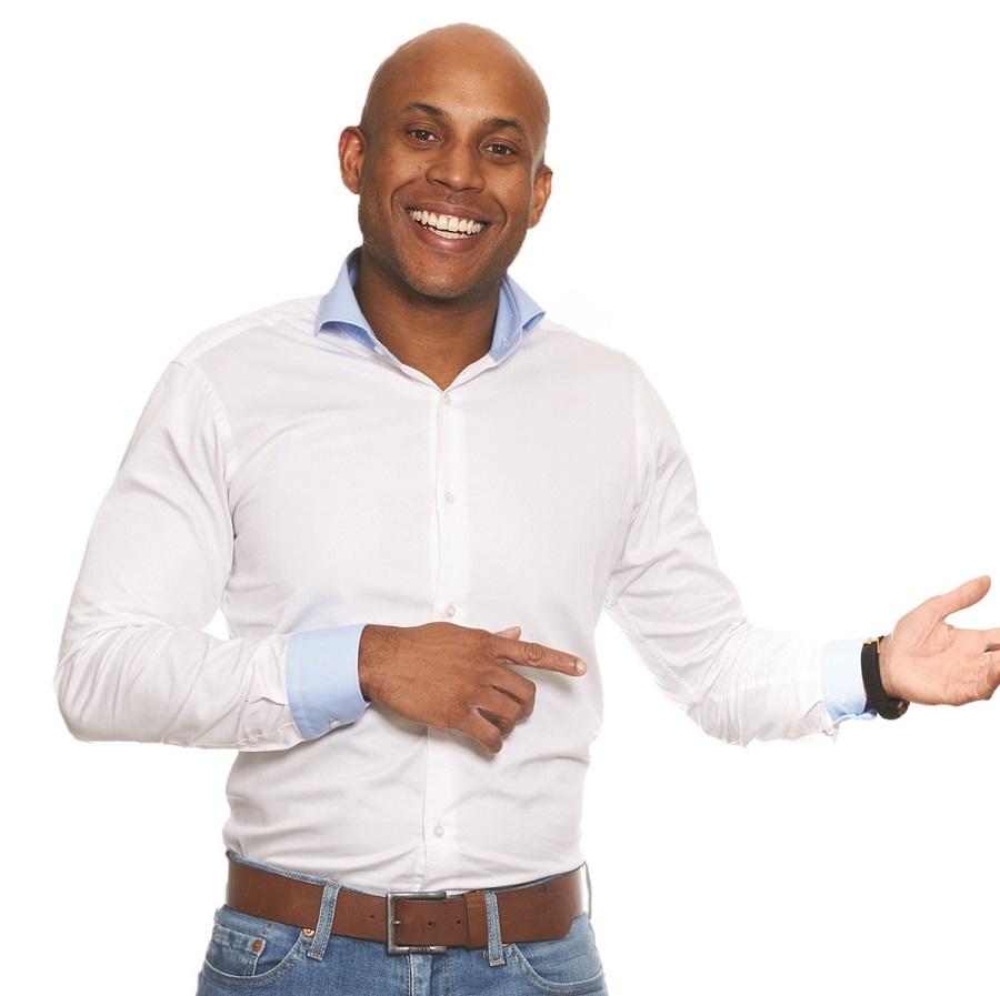 Kenny Chammougom - Guadeloupe Tech et French Tech Guadeloupe
