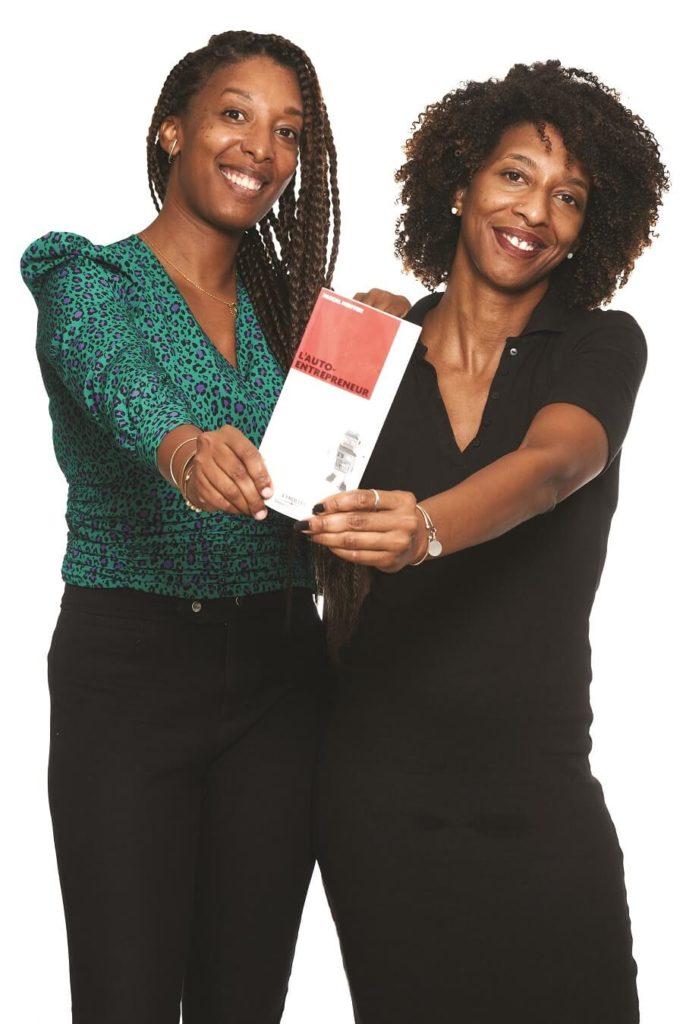 Laetitia et Gaelle Charles-Belamour - créatrices de Flash